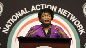 Former Georgia gubernatorial candidate Stacey Abrams