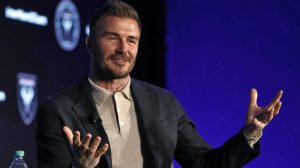 David Beckham In Talks Over Disney+ Soccer Mentoring Show