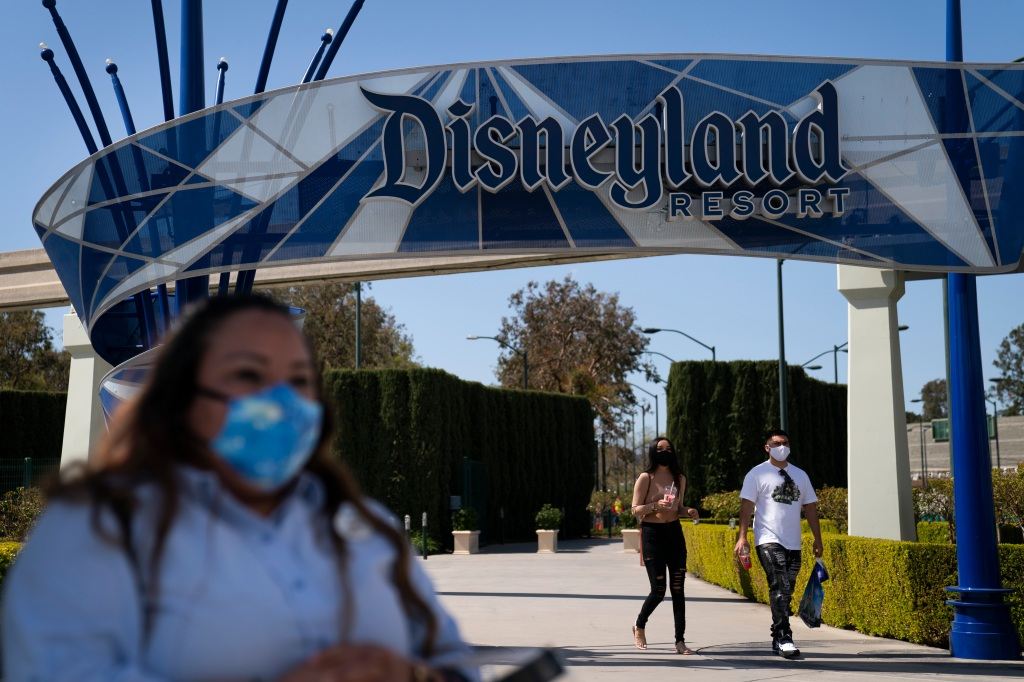 Disneyland Will Likely Reopen With 66% Greater Capacity Than Expected - Deadline