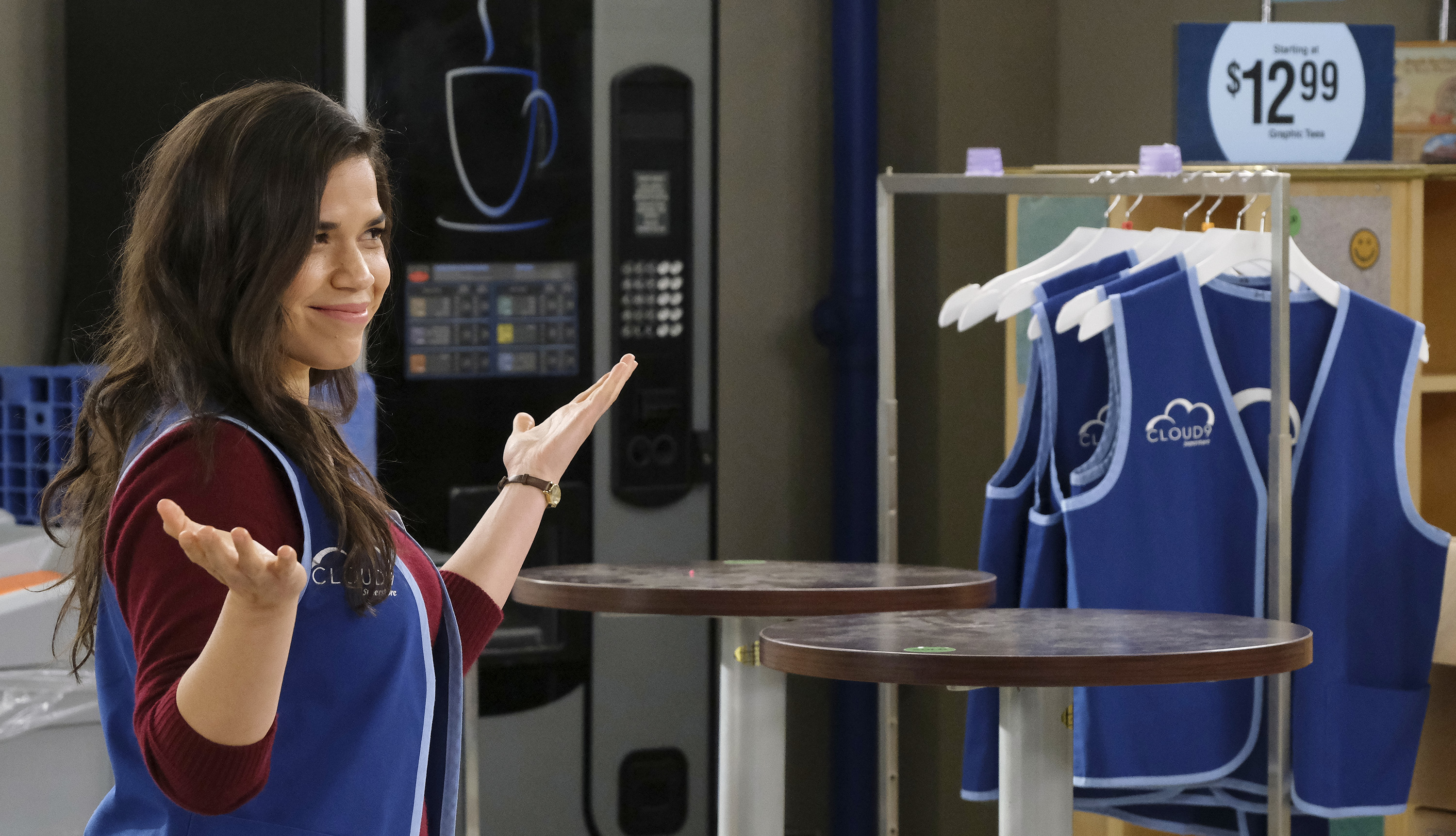 Superstore America Ferrera To Reunite With Cast For Series Finale Deadline