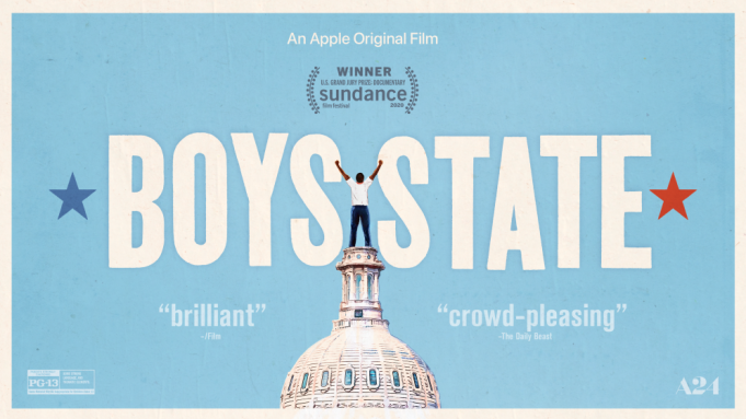 'Boys State' poster