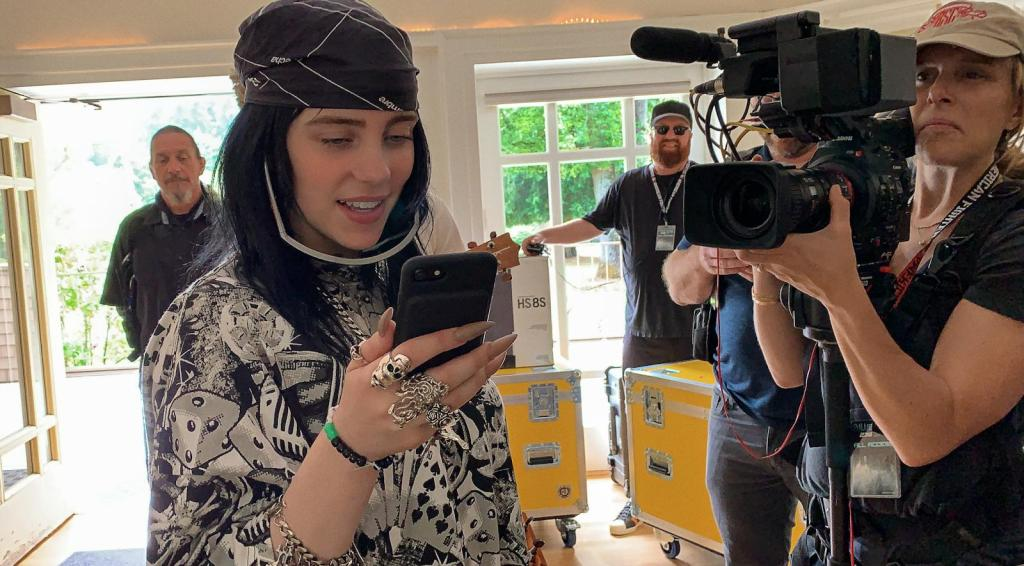 How Did The Billie Eilish Movie Do? In Blurry World Of Streamer Audience Numbers, It's A Global YA Smash For Apple TV+.jpg