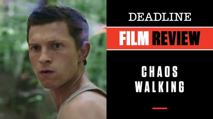 [WATCH] 'Chaos Walking' Review: Tom Holland,