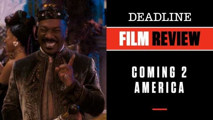 [WATCH] 'Coming 2 America' Review: Eddie