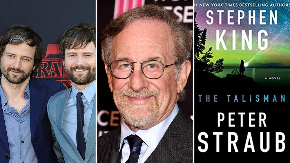 Duffer Brothers Steven Spielberg The Talisman