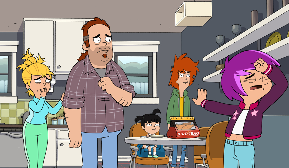 Fox Sets Summer Premiere Dates For New Animated Comedy 'Housebroken', 'Duncanville' Season 2.jpg