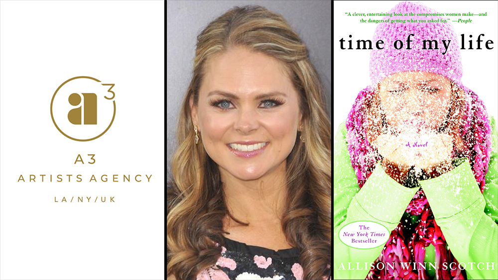 'Freaky Friday' Scribe Heather Hach To Pen 'Time of My Life' Adaptation For Sony; Signs With A3.jpg