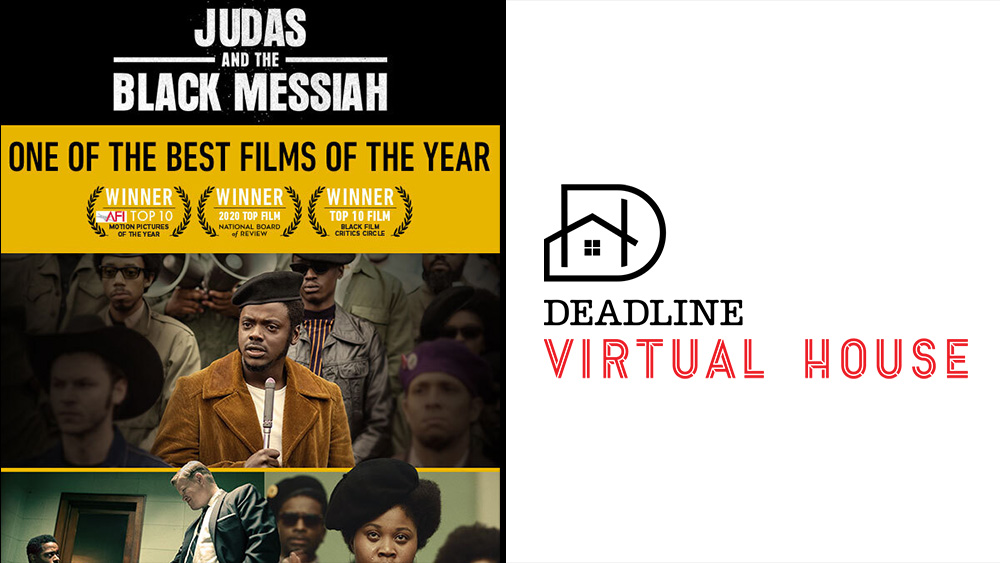 "'Judas And The Black Messiah' Team On Why ""There's A Fred Hampton In Everyone"" – Deadline Virtual House.jpg"