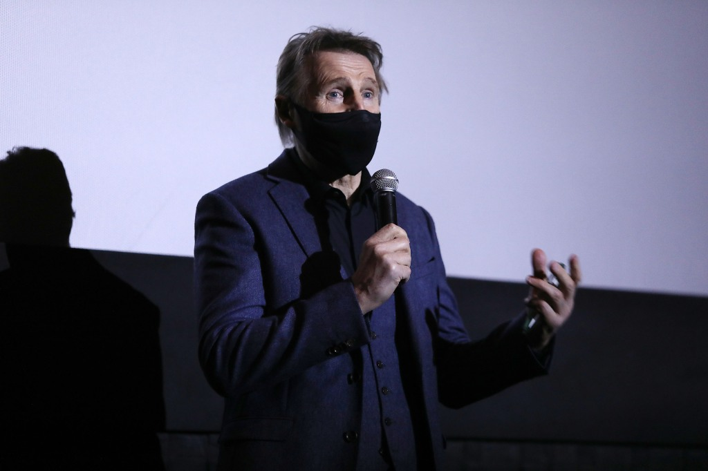 Liam Neeson Thanks Fans Of 'The Marksman' At Appearance For NY Theatrical Release.jpg
