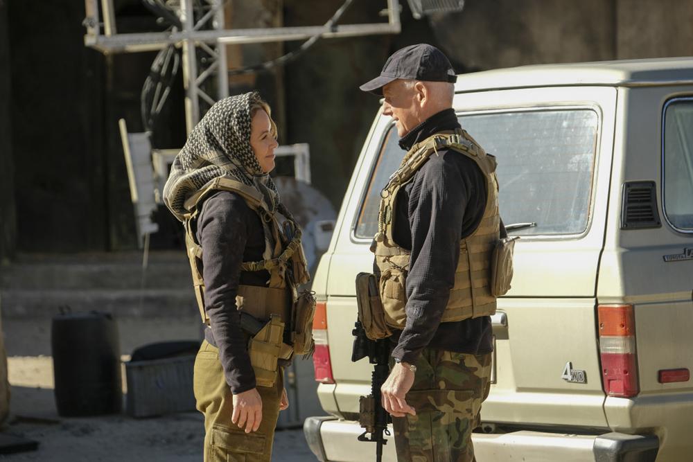 'NCIS' Bids Farewell To Maria Bello's Jack Sloane