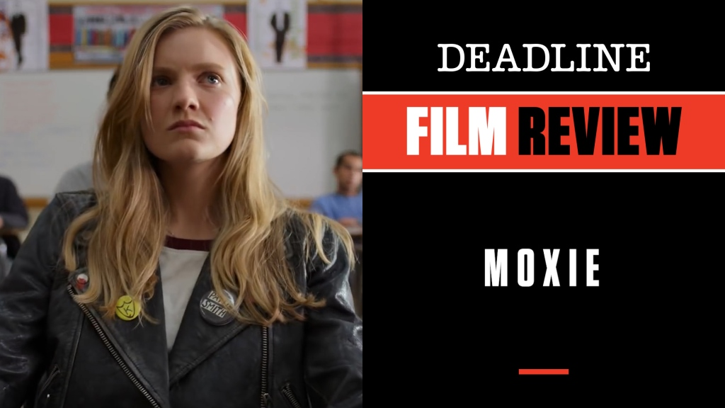 'Moxie' Review: Amy Poehler Directs, Co-Stars In Surprisingly Pertinent & Rebellious Netflix High School Comedy.jpg