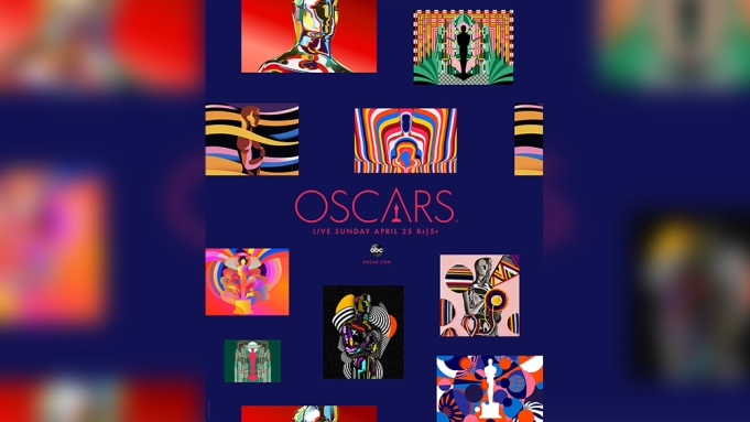 Oscars 2021 Poster: First Look At Key Art For 93rd Academy Awards – Deadline