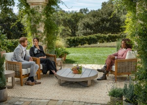Prince Harry and Meghan Markle Open Up In Oprah Interview – Live