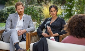'Oprah With Meghan and Harry' Ratings Deliver A Royal Flush For CBS; Beat Emmys & Globes Combined
