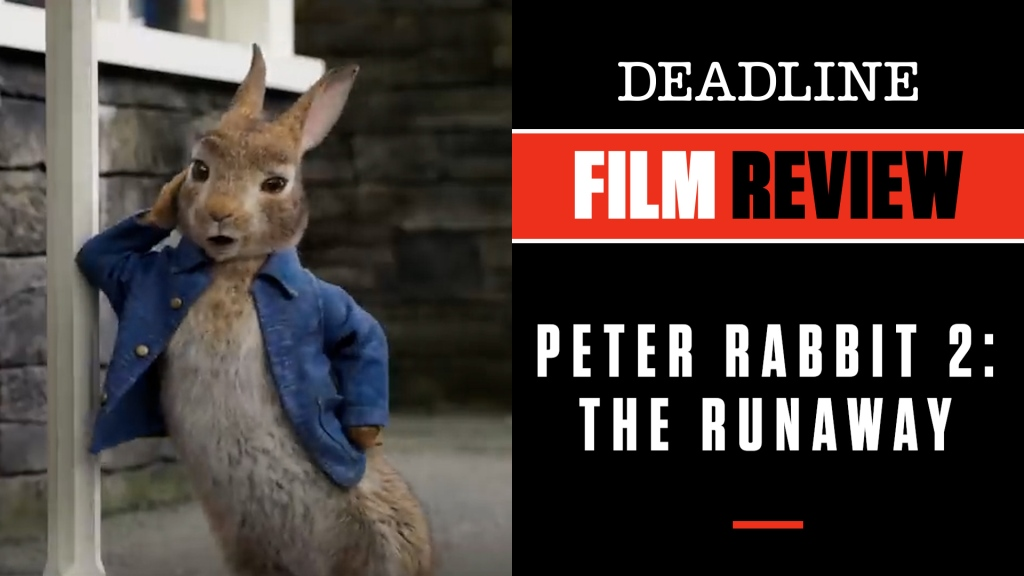 'Peter Rabbit 2: The Runaway' Review: James Corden's Bunny High Jinks Are Back & It Is A Pure Family Delight.jpg