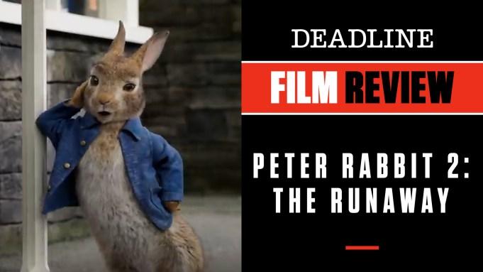 [WATCH] 'Peter Rabbit 2: The Runaway'