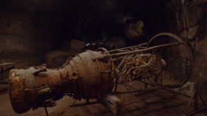 V-2 rocket carcass from 'Colette'