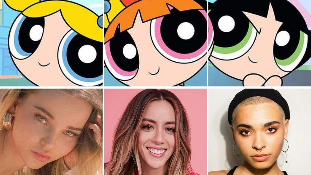 'Powerpuff': The CW Reveals First Look At Chloe Bennet, Dove Cameron & Yana Perrault As Crime-Fighting Trio