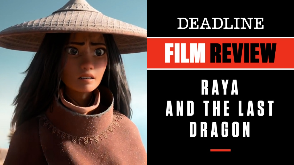 'Raya And The Last Dragon' Review: Latest Disney Girl Warrior On The Case In Animated Adventure.jpg