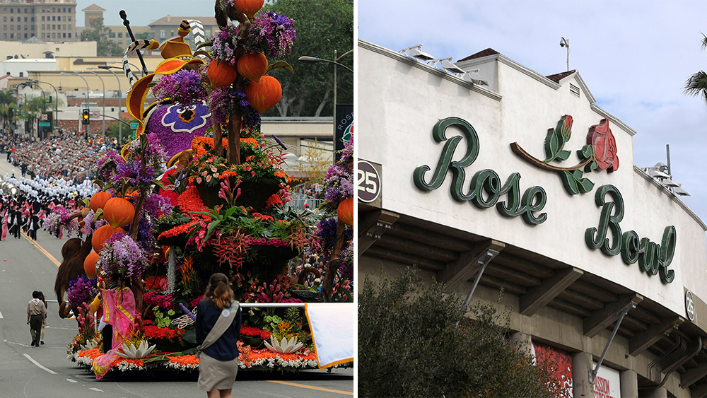 Rose Parade, Rose Bowl Game A Go For New Year's Day 2022, Say Officials