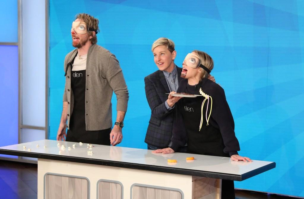 Kristen Bell & Dax Shepard To Host NBC Gameshow 'Family Game Fight', Based On Ellen Skits.jpg