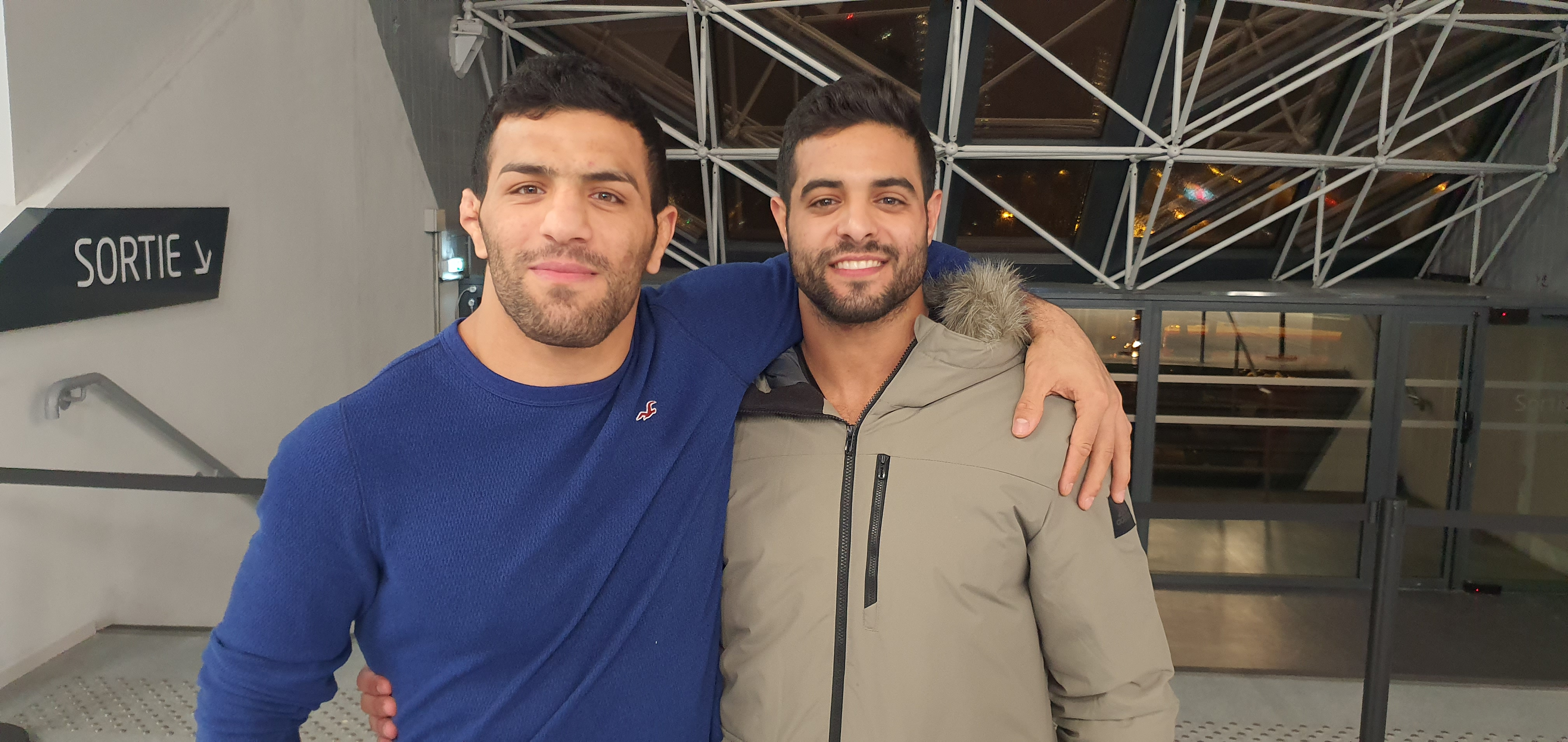 MGM/UA Develops TV Series On Judo World Champions Saeid Mollaei & Sagi Muki