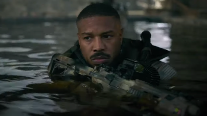 Michael B. Jordan 'Without Remorse'