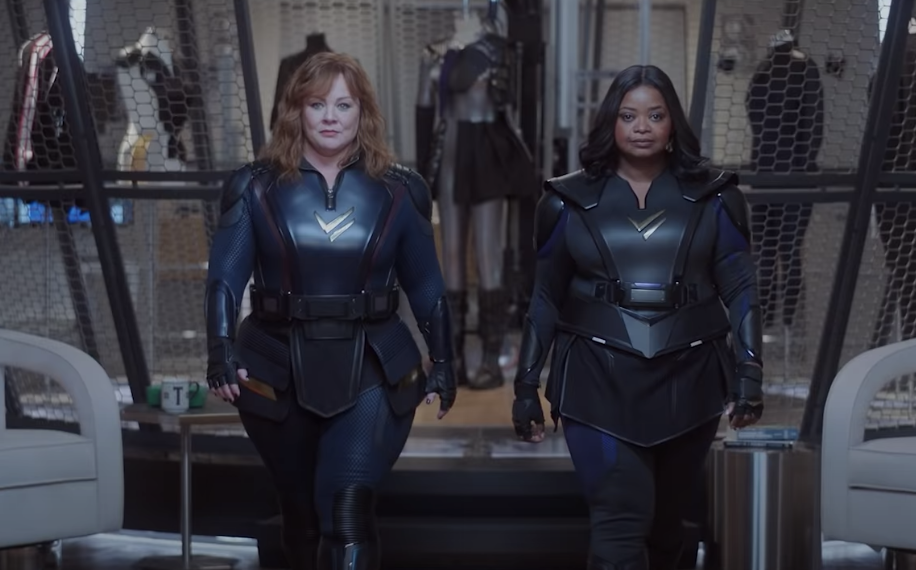 'Thunder Force' Trailer: Melissa McCarthy & Octavia Spencer Make For Clumsy Superheroes In Netflix Comedy.jpg