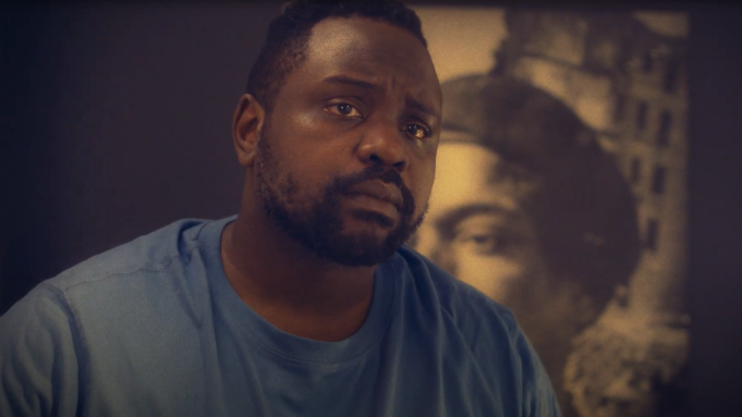 Brian Tyree Henry in 'The Outside