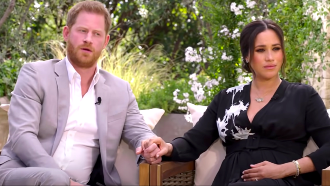 Queen Cheesed Off Oprah Winfrey Interview Prince Harry, Meghan Markle – Deadline
