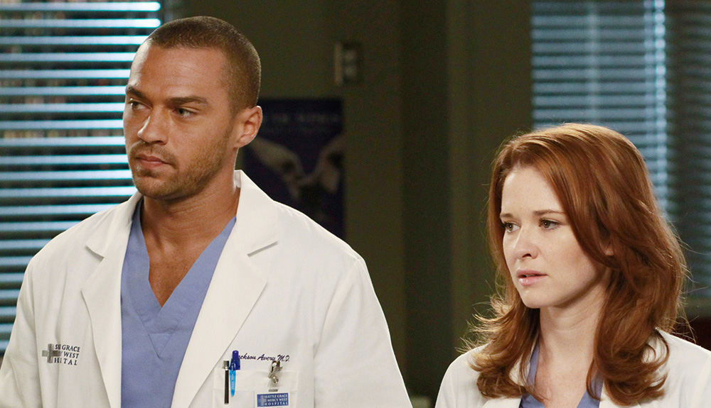 "'Grey's Anatomy': Sarah Drew Talks Returning For Jesse Williams' Exit, Jackson Avery & April Kepner's ""Beautiful"" Future.jpg"