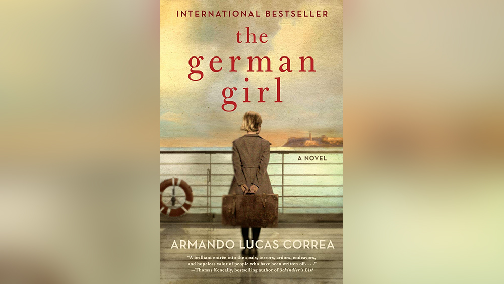 'The Departed' & '300' Producer Gianni Nunnari Acquires Novel 'The German Girl' For TV Adaptation.jpg