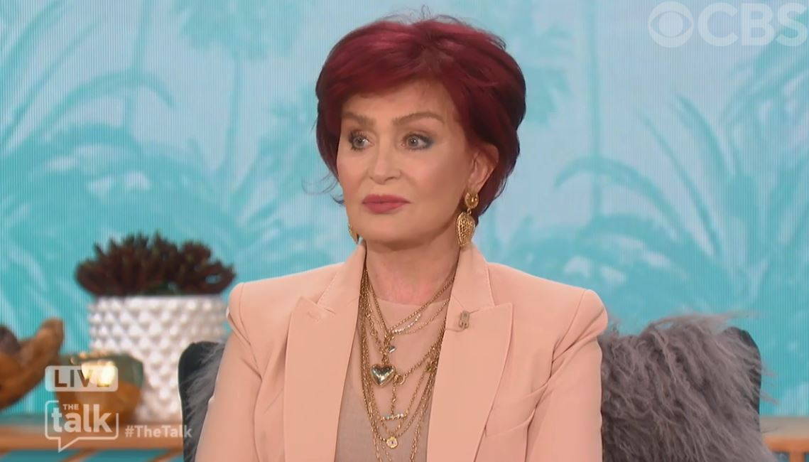 Cbs Launches Internal Review Into Sharon Osbourne S Heated Exchange On The Talk About Racism Deadline