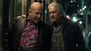 Paul Reiser and Michael Douglas in 'The Kominsky Method'