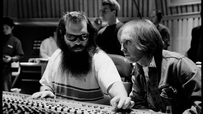 Tom Petty and producer Rick Rubin