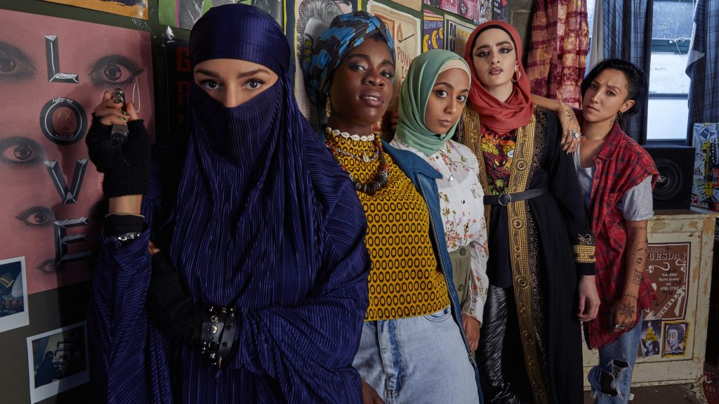 'We Are Lady Parts': Creator Nida Manzoor Talks Assembling Her Muslim Punk Group, Nuanced Approach To Depicting Religion On-Screen  – ATX.jpg