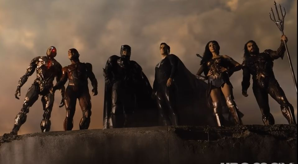 zack snyder s justice league review fans get their snyder cut of dc movie deadline