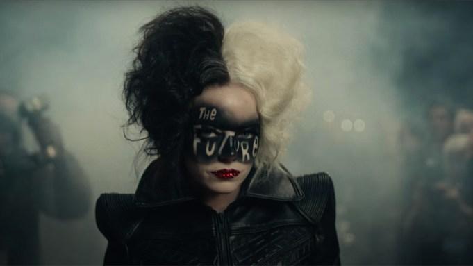'Cruella' Trailer: Emma Stone As '101