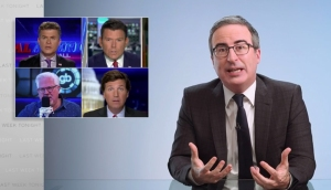 'Last Week Tonight': John Oliver Blasts Texas For Lifting Covid-19 Restrictions And Tucker Carlson's Dr. Seuss Rant