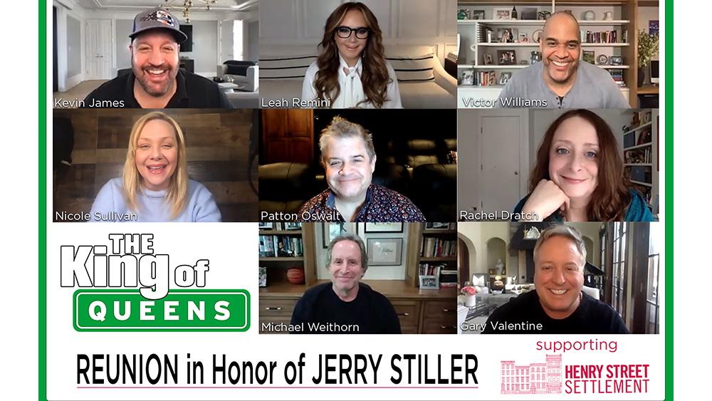 Ben Stiller To Join Kevin James, Leah Rimini For 'The King of Queens' Charity Table Read In Honor Of Jerry Stiller