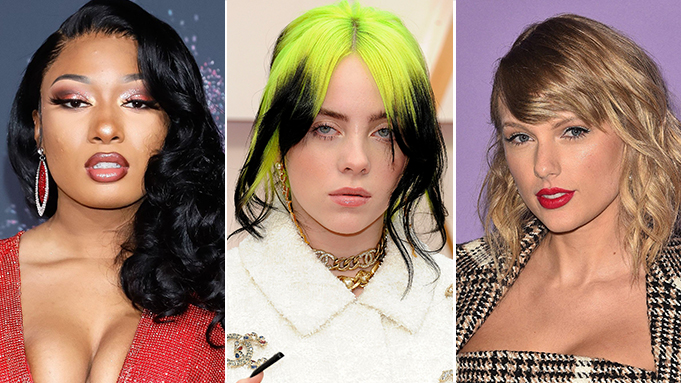 Megan Thee Stallion, Billie Eilish & Taylor Swift Among Performers For 63rd Annual Grammys.jpg