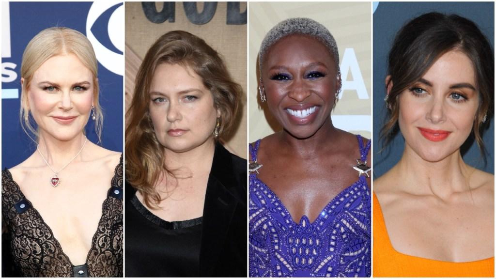 'Roar': Nicole Kidman, Cynthia Erivo, Merritt Wever & Alison Brie To Star In Anthology Series From 'GLOW' Creators Ordered At Apple.jpg