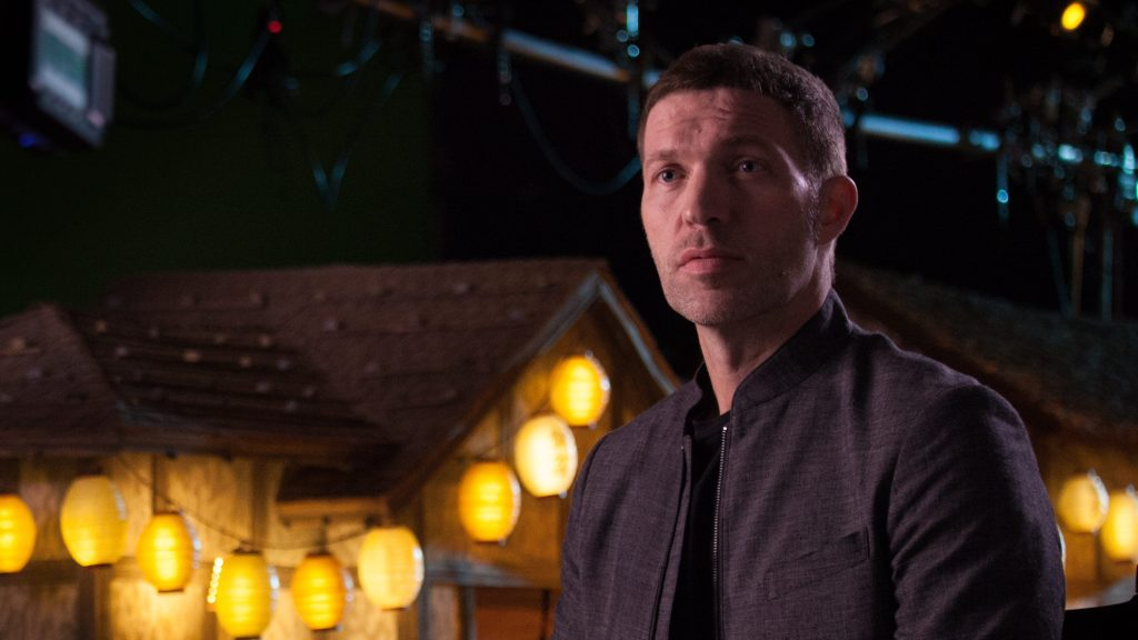 Laika President & CEO Travis Knight