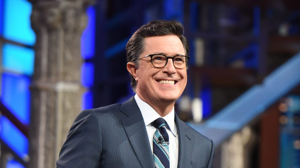 'The Late Show With Stephen Colbert' To Broadcast Live Following President Biden's Address To Congress.jpg