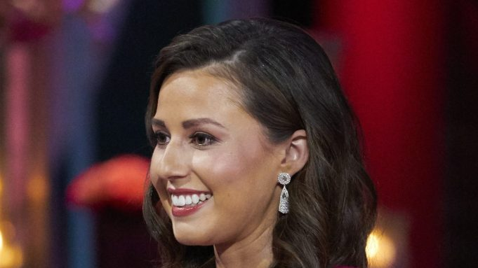 Katie Thurston on 'The Bachelor'