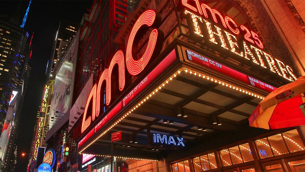 AMC Entertainment has 4.1 million individual shareholders;  Stock falls – deadline