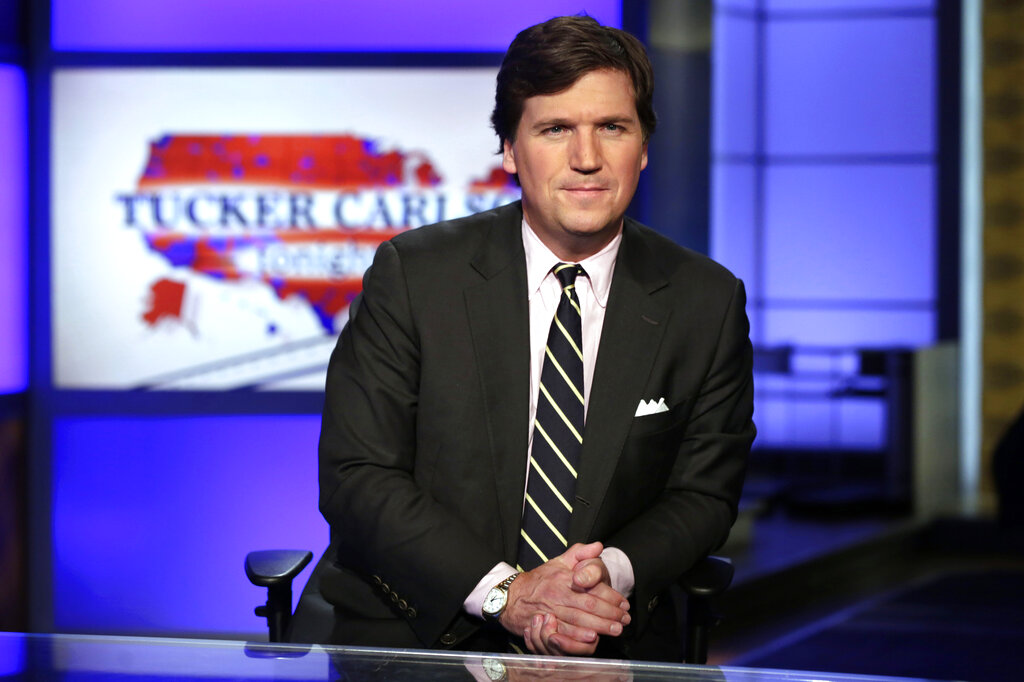 """ADL Leader Says That Tucker Carlson """"Must Go"""" Following Fox News Host's """"Replacement Theory"""" Remarks.jpg"""