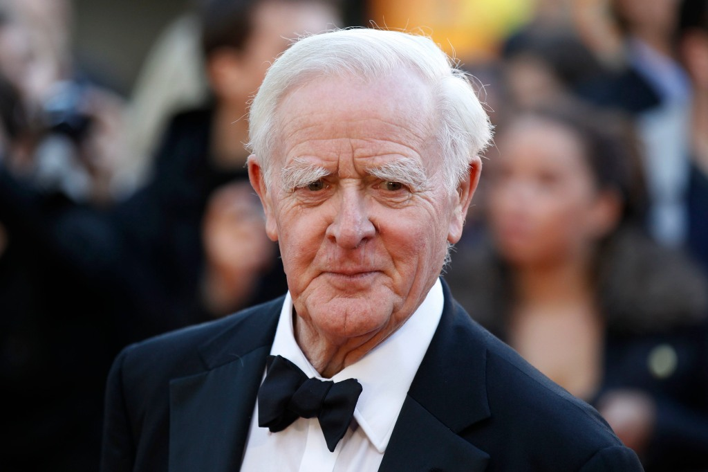 "John le Carré ""Died An Irishman"" After Being Disillusioned By Brexit, His Son Says"