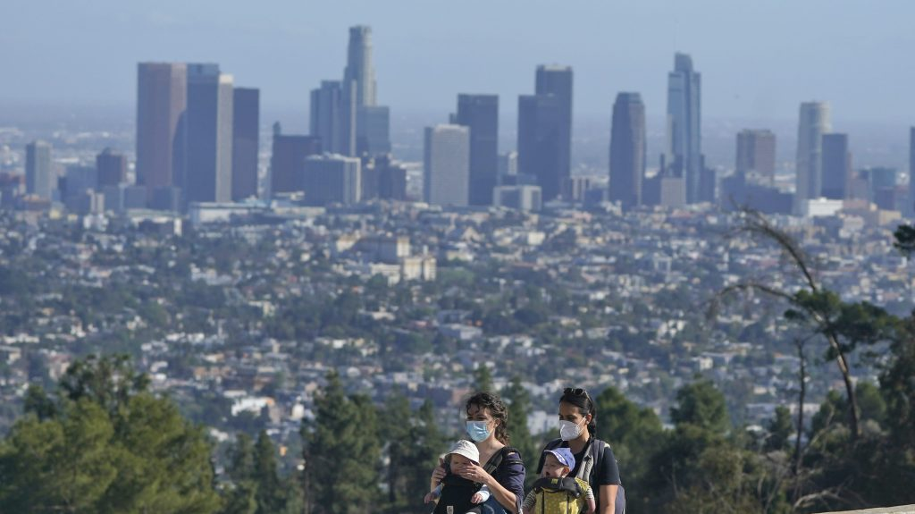 L.A. County Reports 37 New Covid-19 Deaths & 813 New Positive Cases; Test Positivity Rate Is Lowest Since Pandemic Began.jpg