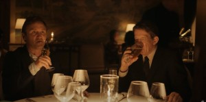 Lars Ranthe and Thomas Bo Larsen in 'Another Round'